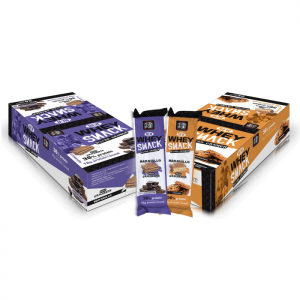 B75 Whey Snack Protein Bar