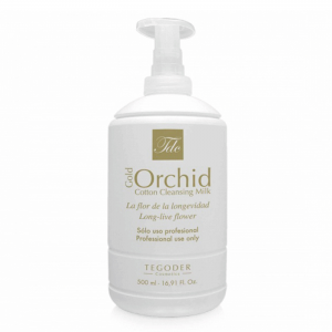 Gold Orchid Cotton Cleansing Milk