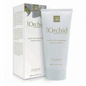 Gold Orchid Cotton Body Cream