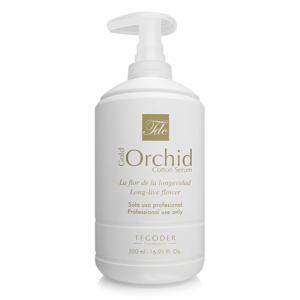 Gold Orchid Cotton Serum