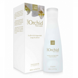 Gold Orchid Cotton Tonic Lotion