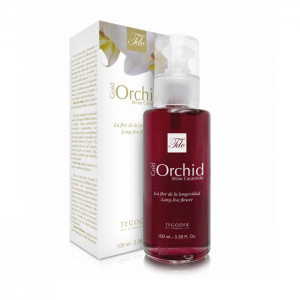 Gold Orchid Wine Ceramide