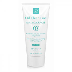 Oil Clean Real Blood Gel
