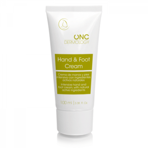 ONC Dermology Hand & Foot Cream