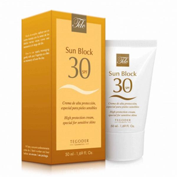 Sunblock SPF 30